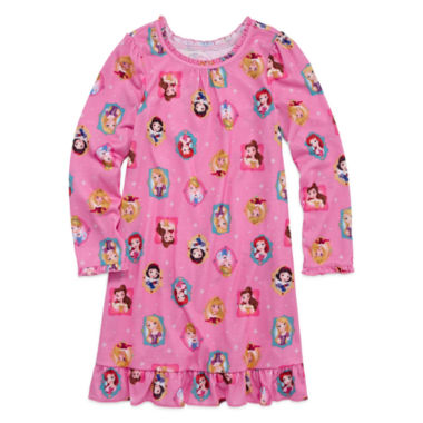 jcpenney.com | MP Long-Sleeve Nightshirt - Girls