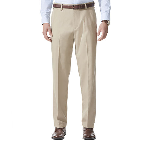 Dockers® D4 Comfort Khaki Relaxed Flat-Front Pants