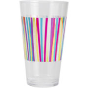 Zak Designs® Melamine Carnival Set of 6 Highball Tumblers