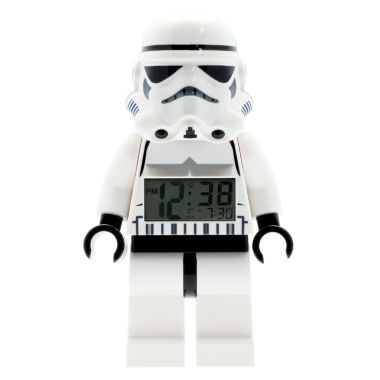 jcpenney.com | LEGO® Kids Star Wars Storm Trooper Alarm Clock