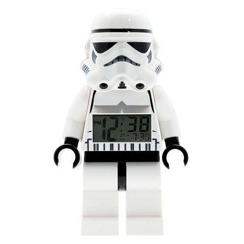 LEGO® Kids Star Wars Storm Trooper Alarm Clock