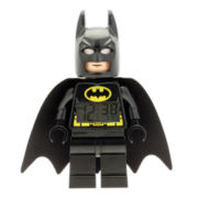 LEGO® Kids Super Heroes Batman Alarm Clock