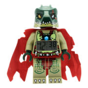 LEGO® Kids Legends of Chima Cragger Alarm Clock