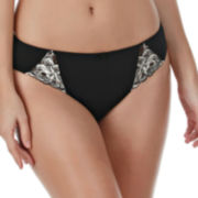 Paramour Madison High-Cut Bikini Panties
