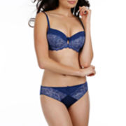Paramour Melody Contour Bra or High-Cut Bikini Panties