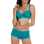 Paramour Stripe Delight Lace Bra or Hipster Panties