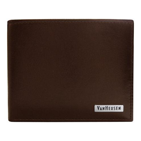 Van Heusen® Leather Passcase Wallet