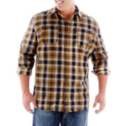 i jeans by Buffalo Ritchie Woven Shirt-Big & Tall