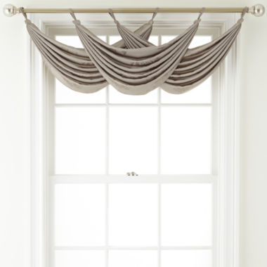 jcpenney.com | Royal Velvet® Pavolva Waterfall Valance