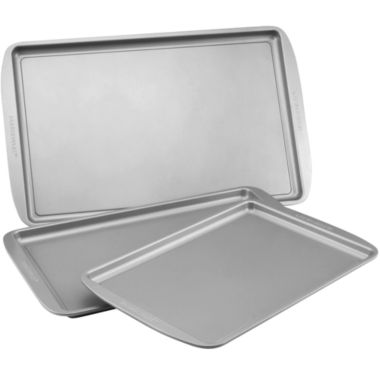 jcpenney.com | Farberware® Bakeware 3-pc. Cookie Pan Set