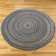 Pine Hill Reversible Braided Indoor/Outdoor Oval Rug