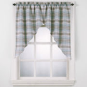 Dawson Rod-Pocket Swag Valance