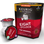 Keurig® K-Carafe® Eight O'Clock The Original Coffee 8-ct. Coffee Packs