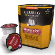Keurig® K-Carafe® Newman's Own® Organics Special Blend 8-ct. Coffee Packs