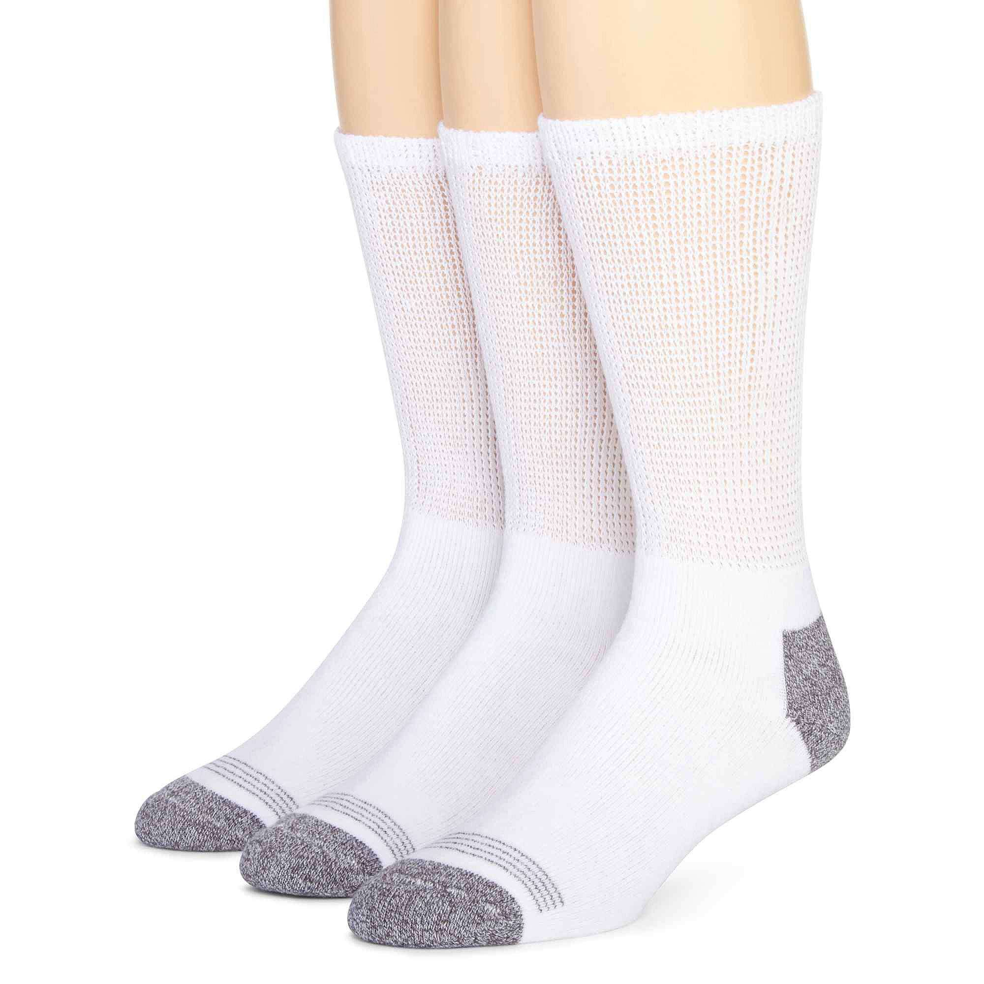 Dockers 3-pk. Non-Binding Socks-Big & Tall