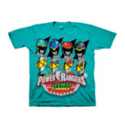 Power Ranger Graphic Tee - Preschool Boys 4-7