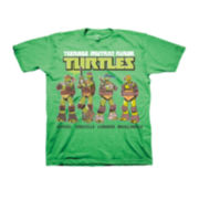Teenage Mutant Ninja Turtle Graphic Tee - Preschool Boys 4-7
