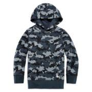 Xersion™ Camo Print Pullover Hoodie - Preschool Boys 4-7
