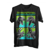 Jurassic World Graphic Tee - Preschool Boys 4-7