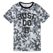Nike® Dri-FIT Camo Tee - Boys 8-20
