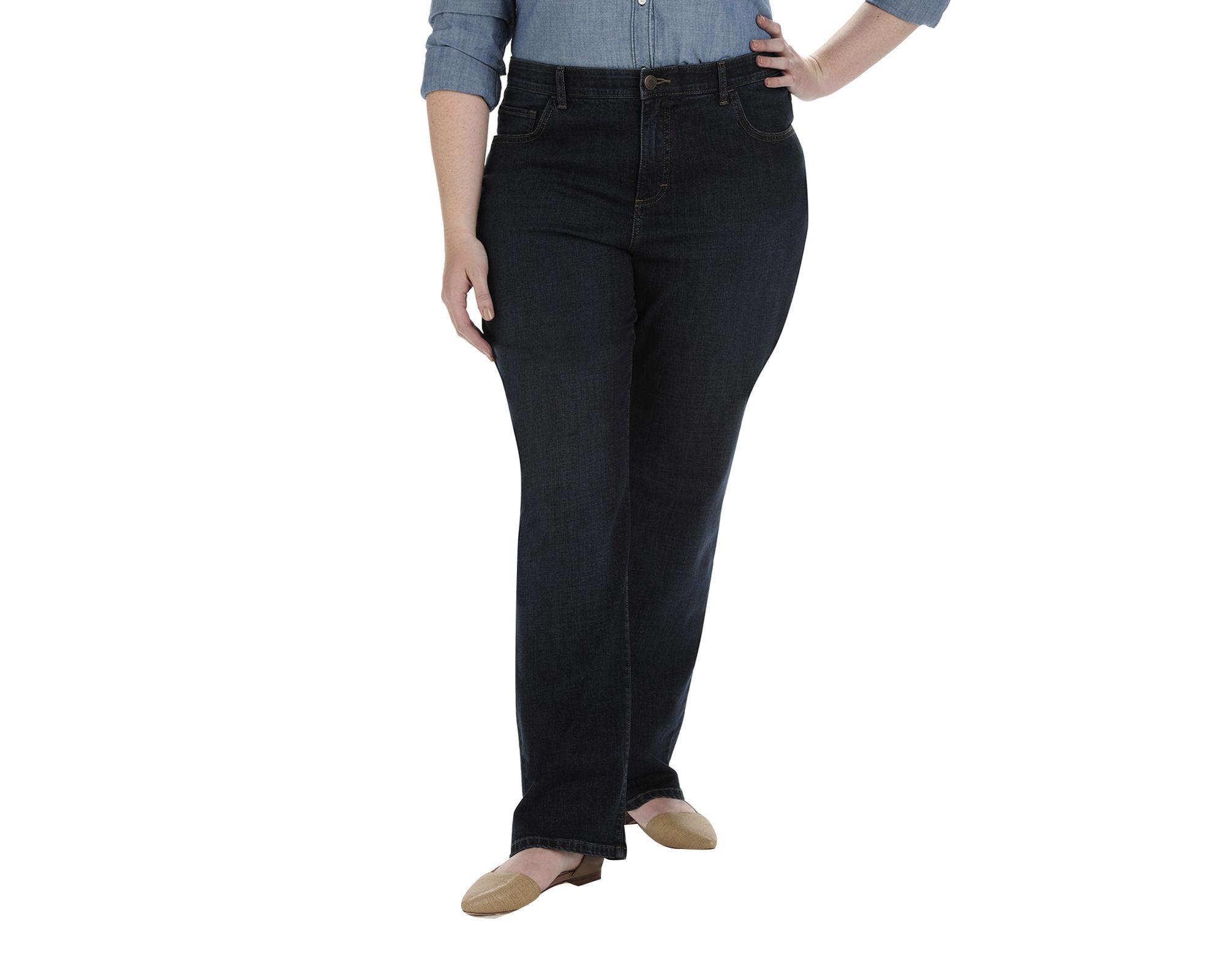 Lee Kay Comfort Fit Jeans - Plus
