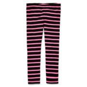 Okie Dokie® Printed Leggings - Preschool Girls 4-6x