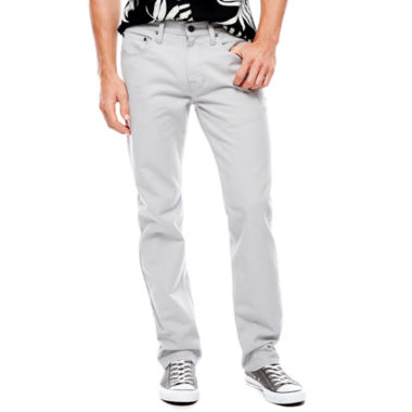 jcpenney.com | Arizona Slim Straight Bull-Denim Jeans