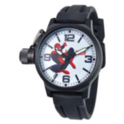 Marvel® Spider-Man Crown Protector Mens Watch