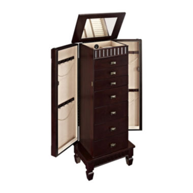 jcpenney.com | Cherry Jewelry Armoire