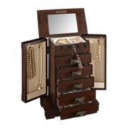 Merlot Jewelry Box