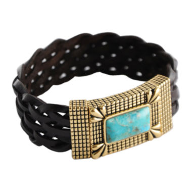 jcpenney.com | Art Smith by BARSE Turquoise Magnet Bracelet