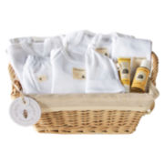 Burt's Bees Baby™ 10-pc. Welcome Home Basket - Cloud