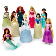 Disney Princess 9-pc. Doll Collection