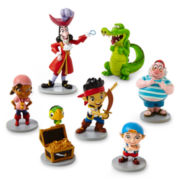 Disney Jake and the Never Land Pirates 7-pc. Figure Set