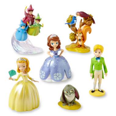 jcpenney.com | Disney Collection Sofia 6-pc. Figure Set
