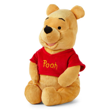"jcpenney.com | Disney Collection Winnie the Pooh Medium 15"" Plush"