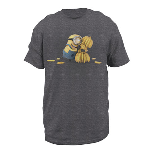 Minion Short-Sleeve Graphic T-Shirt