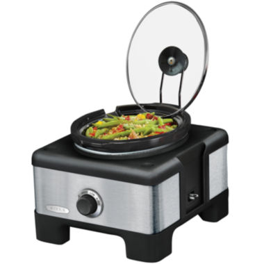 jcpenney.com | Bella™ Linkable Serve & Store Single Slow Cooker System