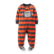 Carter's® Long-Sleeve Microfleece Bodysuit – Boys 12m-24m