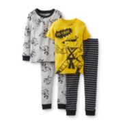 Carter's® 4-pc. Karate Pajama Set – Boys 2t-5t
