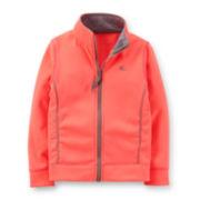 Carter's® Active Zip-Front Jacket – Girls 2t-4t