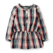Carter's® Flannel Tunic – Girls 2t-4t