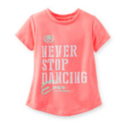 Carter's® Cap-Sleeve Active Tee – Girls 5-6x