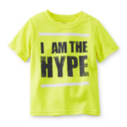 Carter's® Short-Sleeve Hype Knit Tee – Boys 2t-4t
