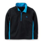 Carter's® 3/4-Zip Track Jacket – Boys 2t-4t