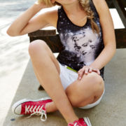 Marilyn Monroe Tank Top or Arizona Bermuda Shorts