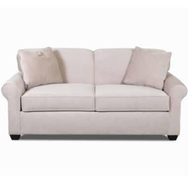 jcpenney.com | Sleeper Possibilities Roll-Arm Full Loveseat