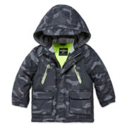 OshKosh B'gosh® Camo Jacket - Toddler Boys 2t-4t