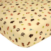 Carter's® Friends Fitted Crib Sheet - One Size