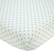 Carter's® Animals Fitted Crib Sheet - One Size
